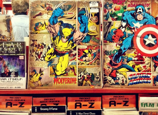 Comic books are great alternative investments