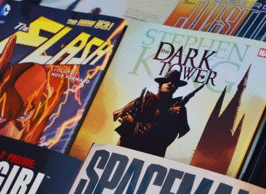 To Sell Your Comic Books Locally Or Online?