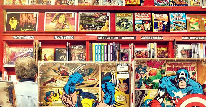 Comic Books Are More Than Just Entertainment
