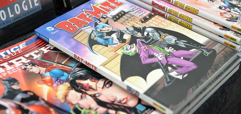 The Silver Age Of Comic Books