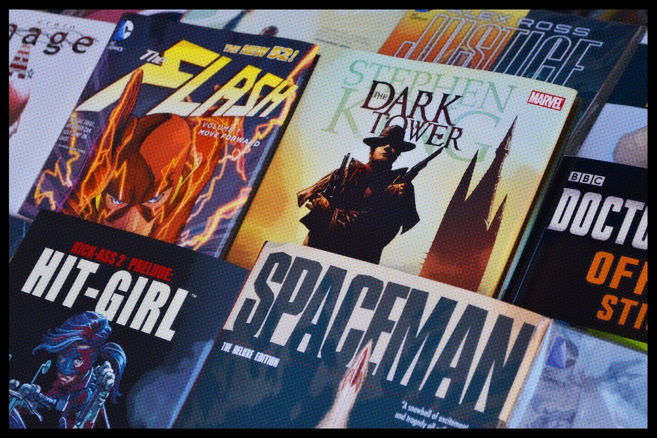 Beginners Guide To Collecting Comic Books